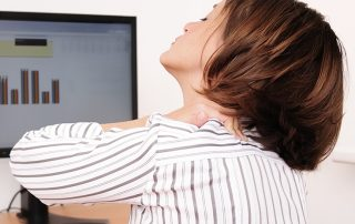 How technology and your job triggers neck pain