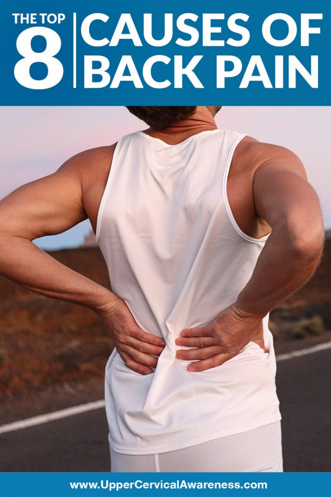 8 Causes of Back pain