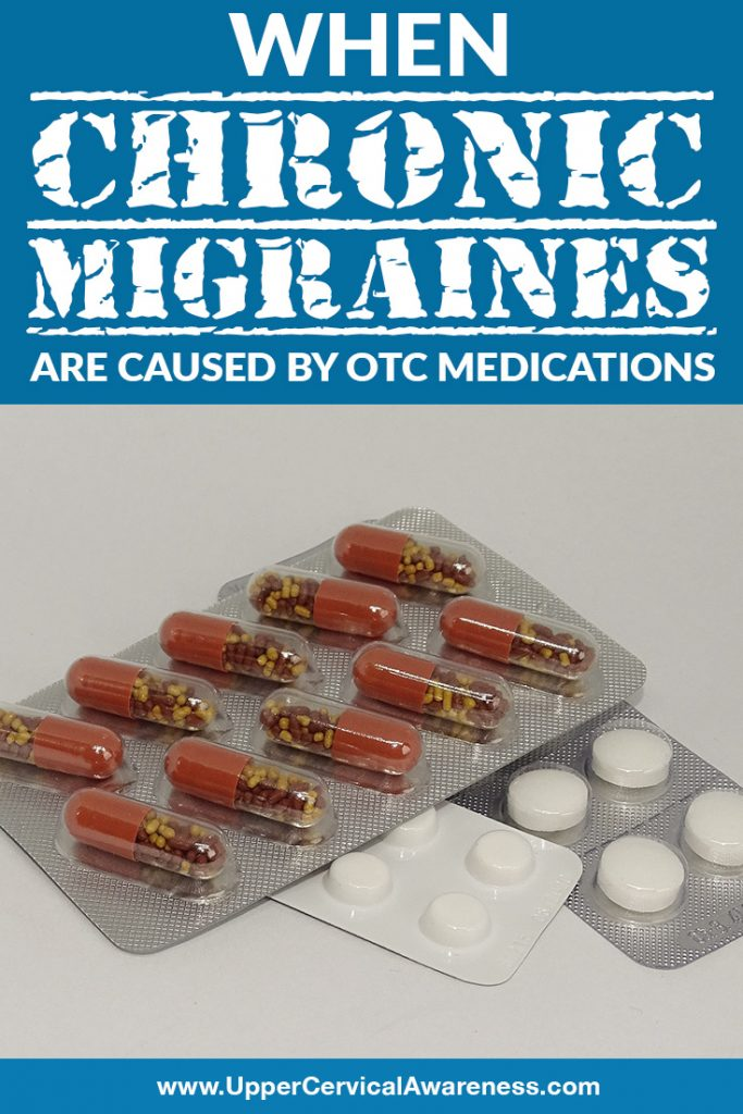 Can OTC medication trigger chronic migraine?