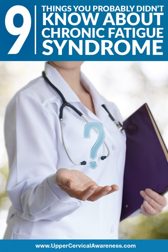 Chronic Fatigue Syndrome Unknown Facts