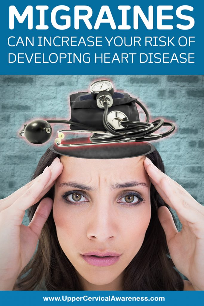 How Migraine increase risk of heart disease