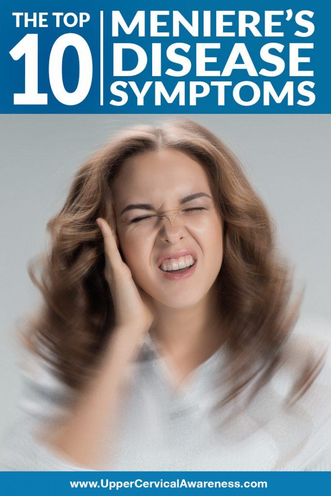 10 Meniere's disease symptoms