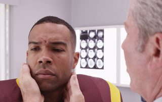 Upper Cervical Care to Post Concussion