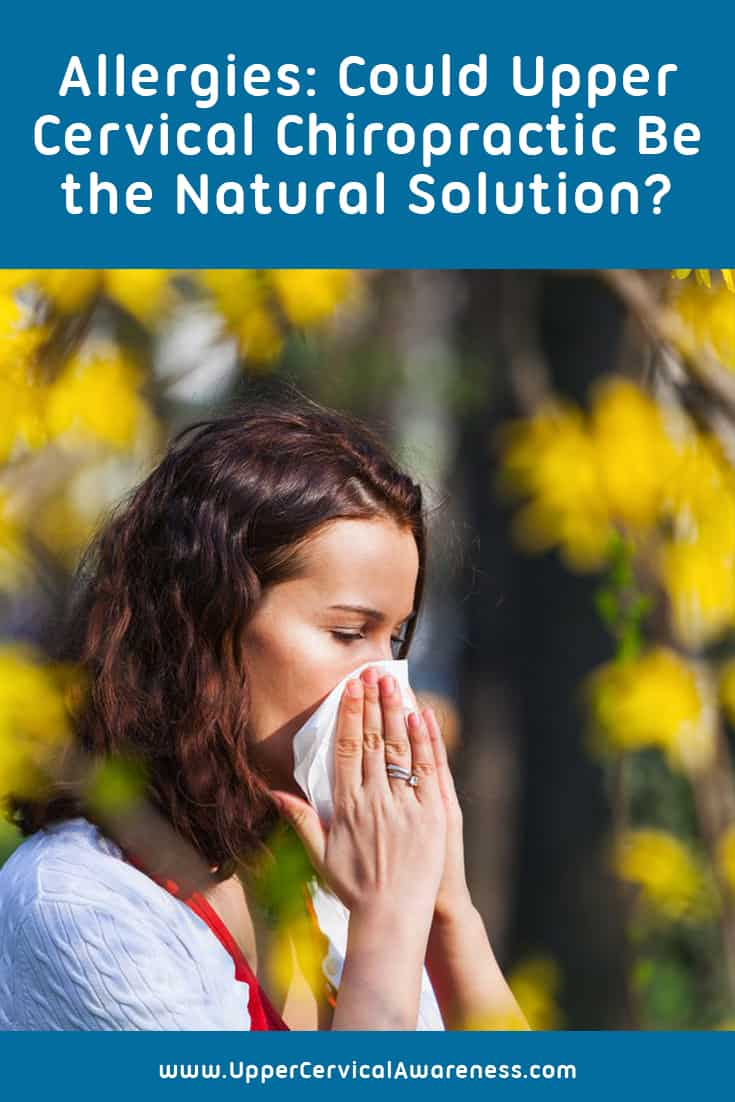 How can upper cervical chiropractic cure Allergies