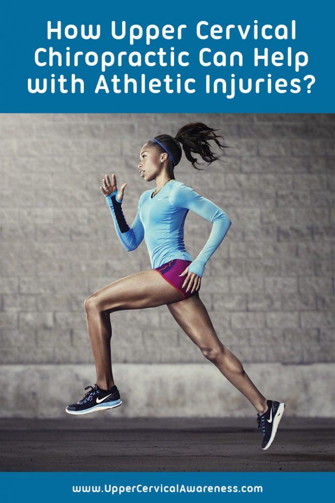 Benefits of Upper Cervical Care to injured athletes
