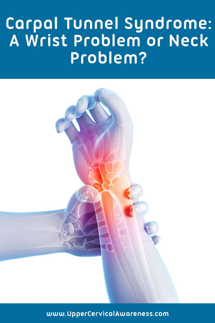 carpal tunnel syndrome: a wrist problem or neck problem?