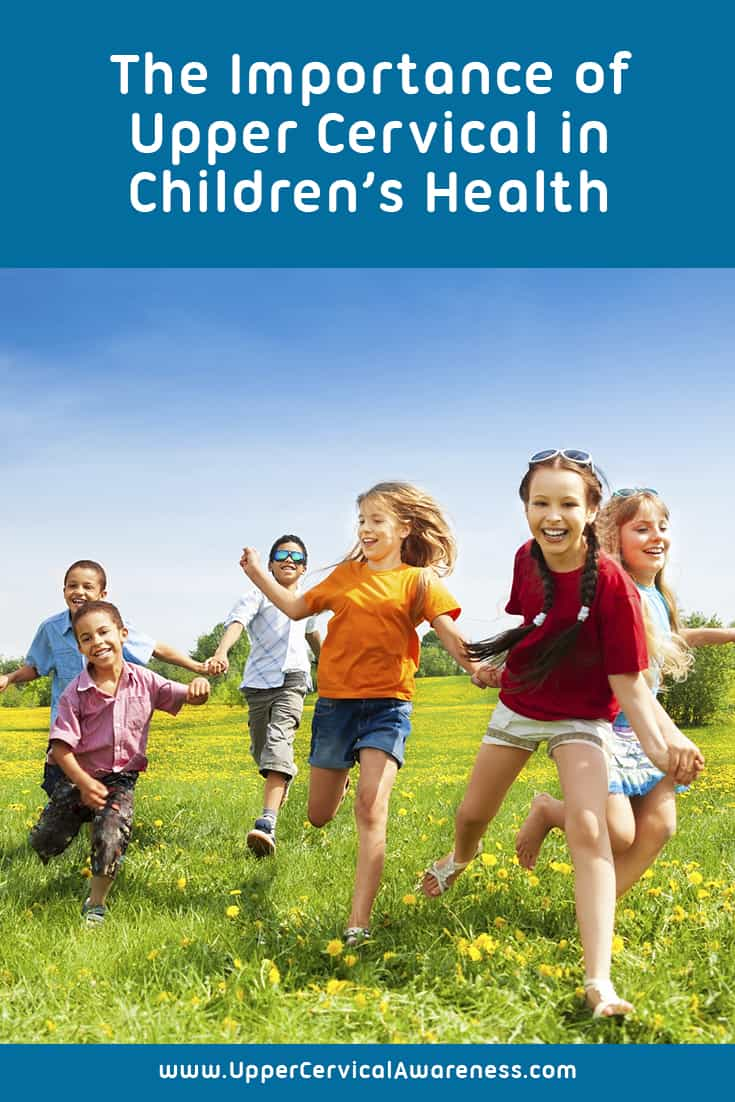 Why Upper Cervical Care is important to children's health