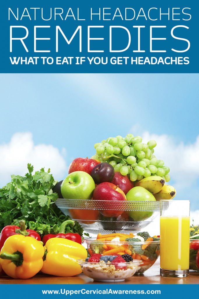 Foods that cures headache