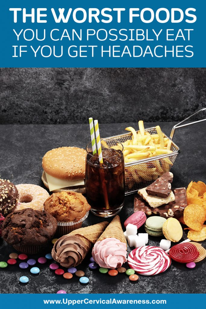 Worst food that causes headache