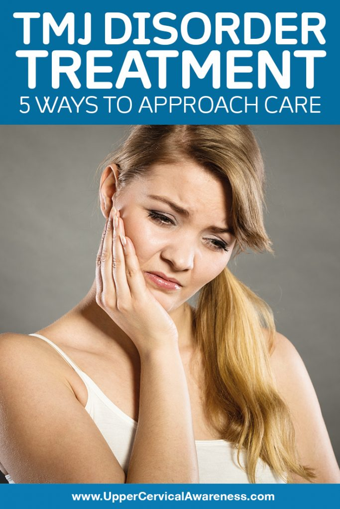 5 Treatment Approach for TMJ Disorder