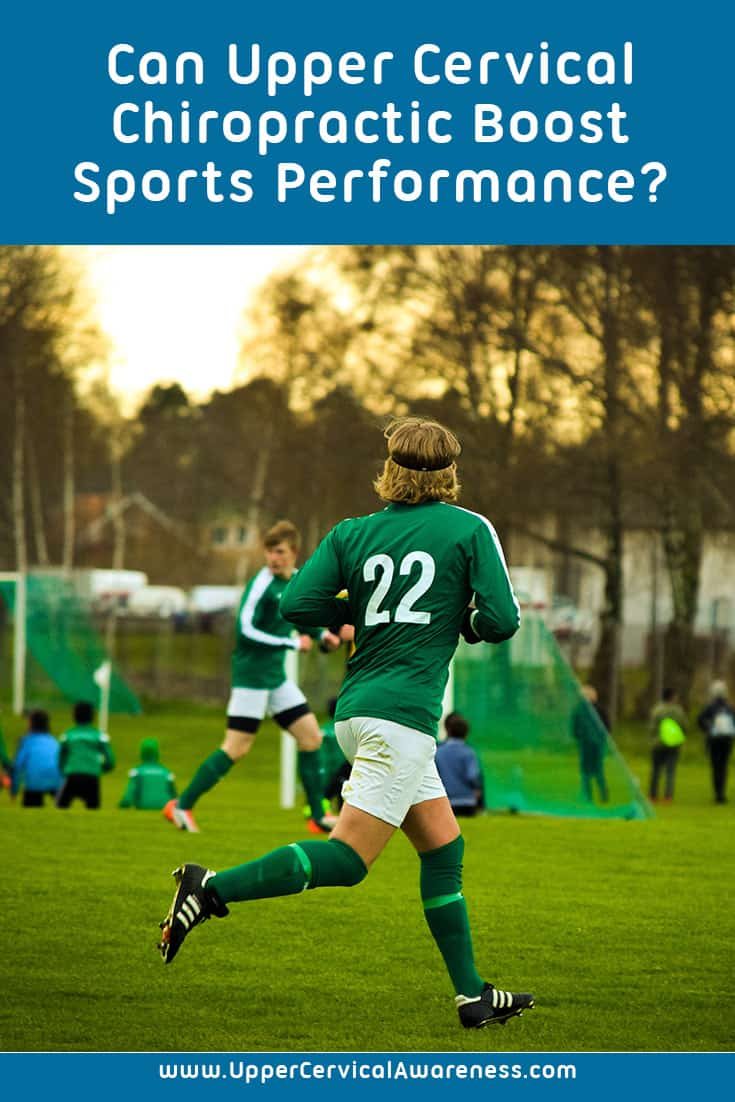 Influence of Upper Cervical Care to sports performance