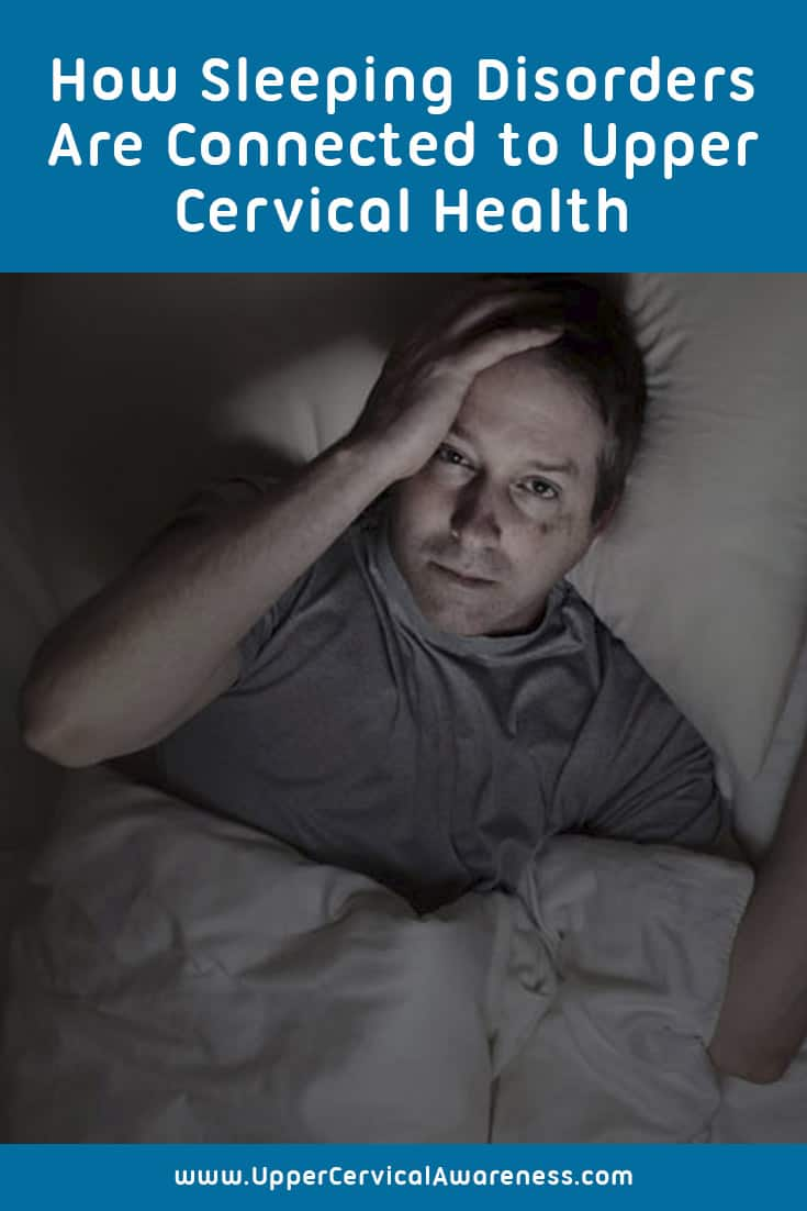 Upper Cervical Health Conditions in connection with sleep problems