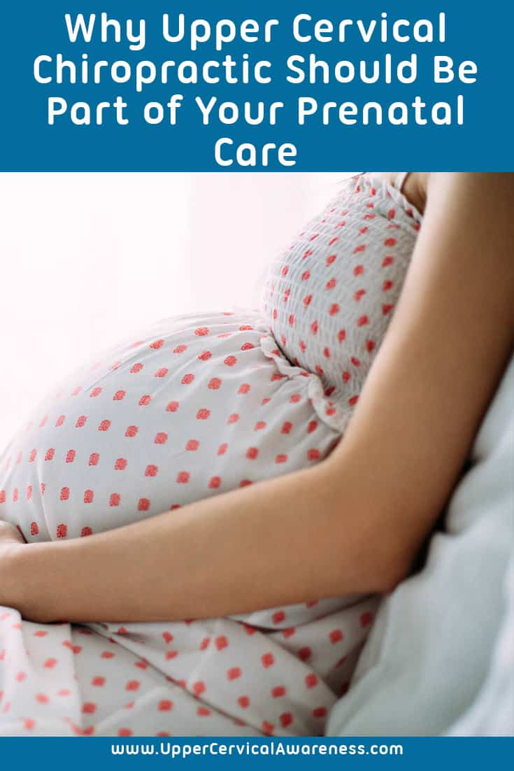 Why pregnant women should include upper cervical care