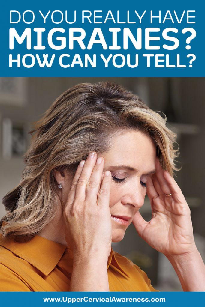 How to know if a person is having a migraine