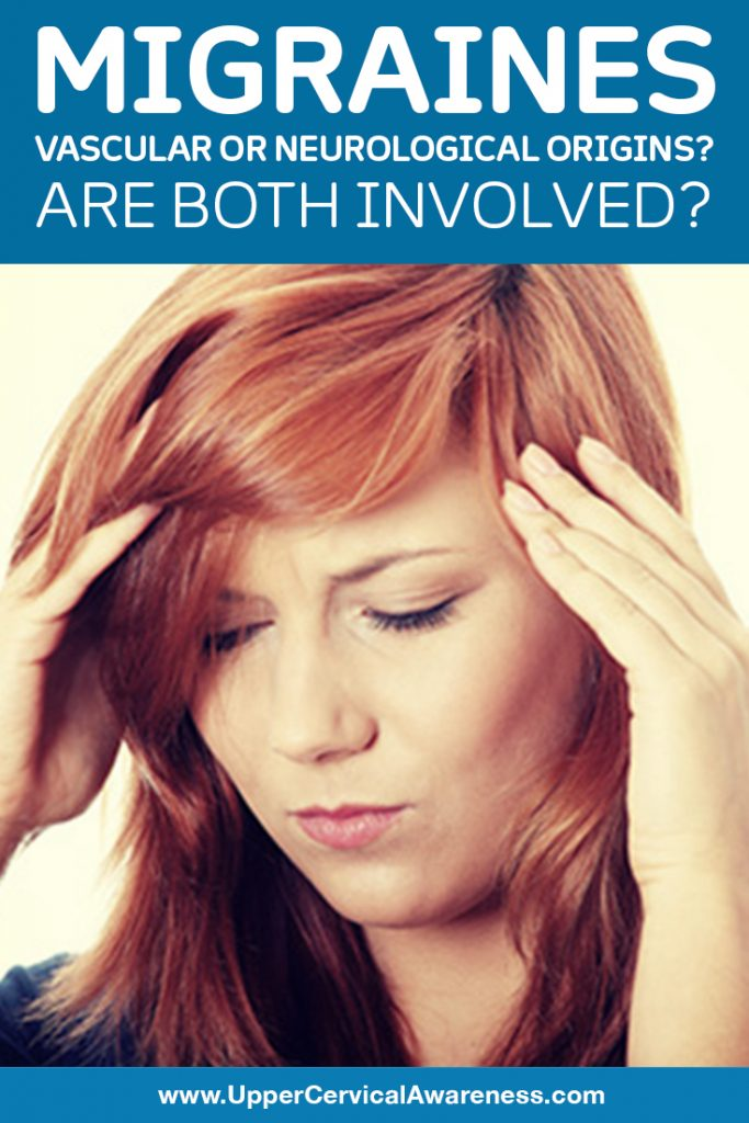 Is having migraine a neurological or vascular condition?