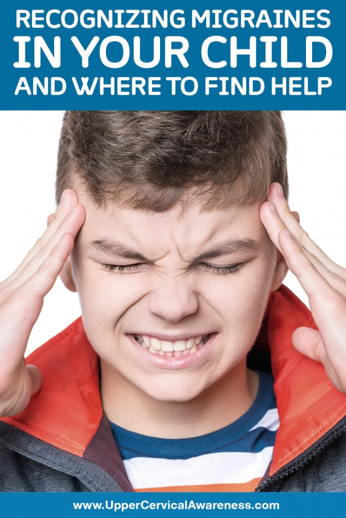 Finding treatment for child migraine