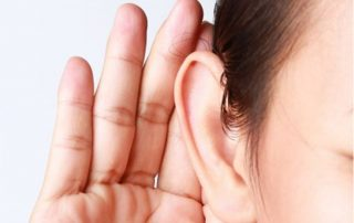The Relationship Between Tinnitus and Upper Cervical Problems