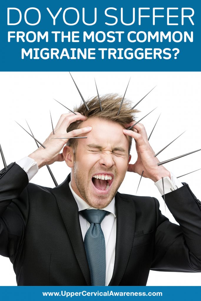 Things that triggers migraine
