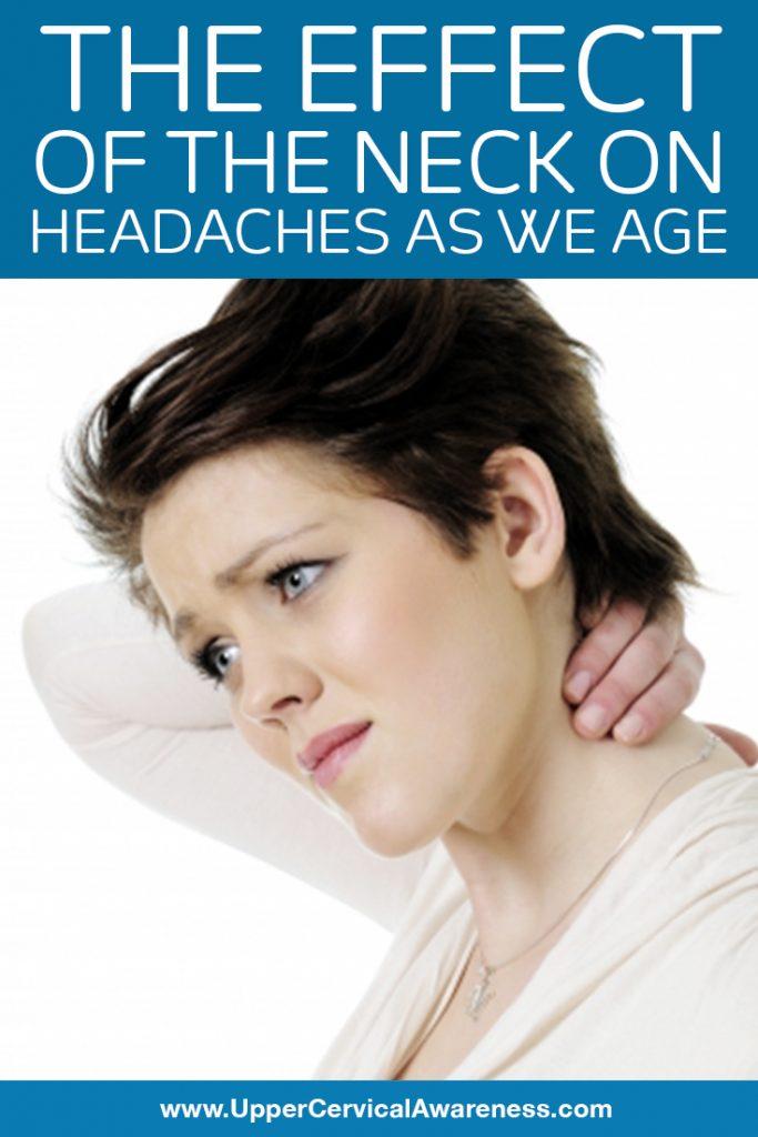 How neck affects headache