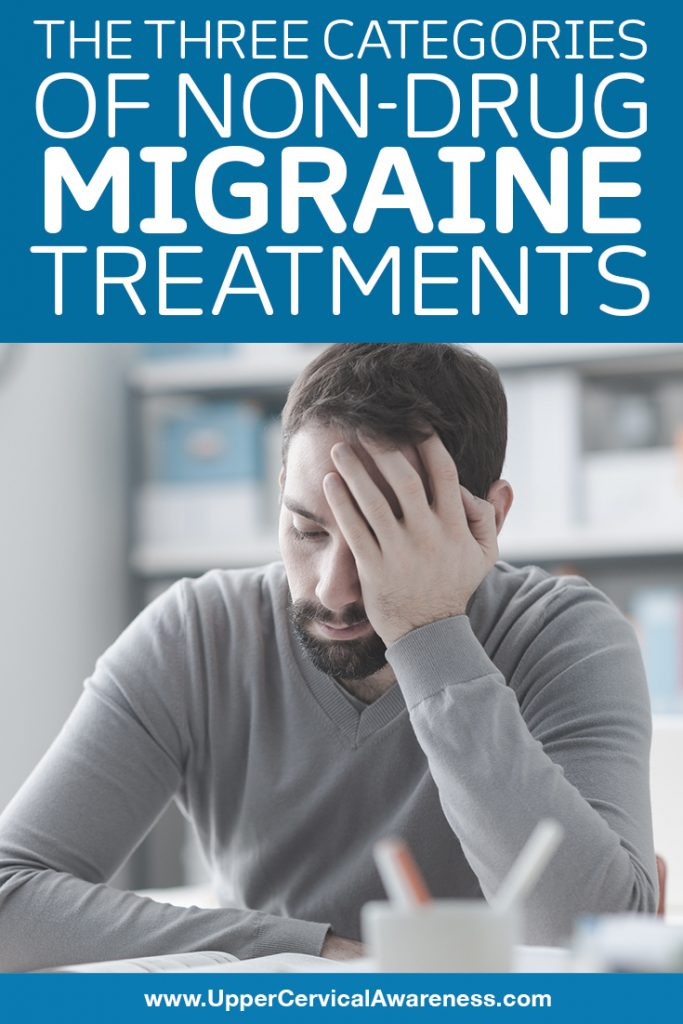 Migraine treatment options without drugs
