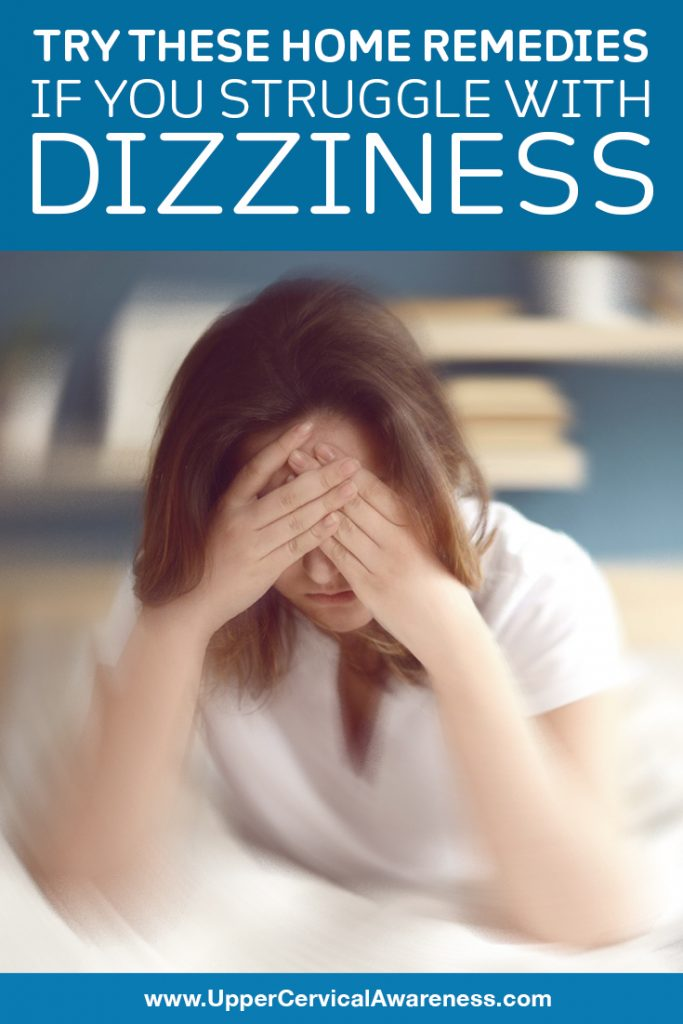 Home Treatment for dizziness