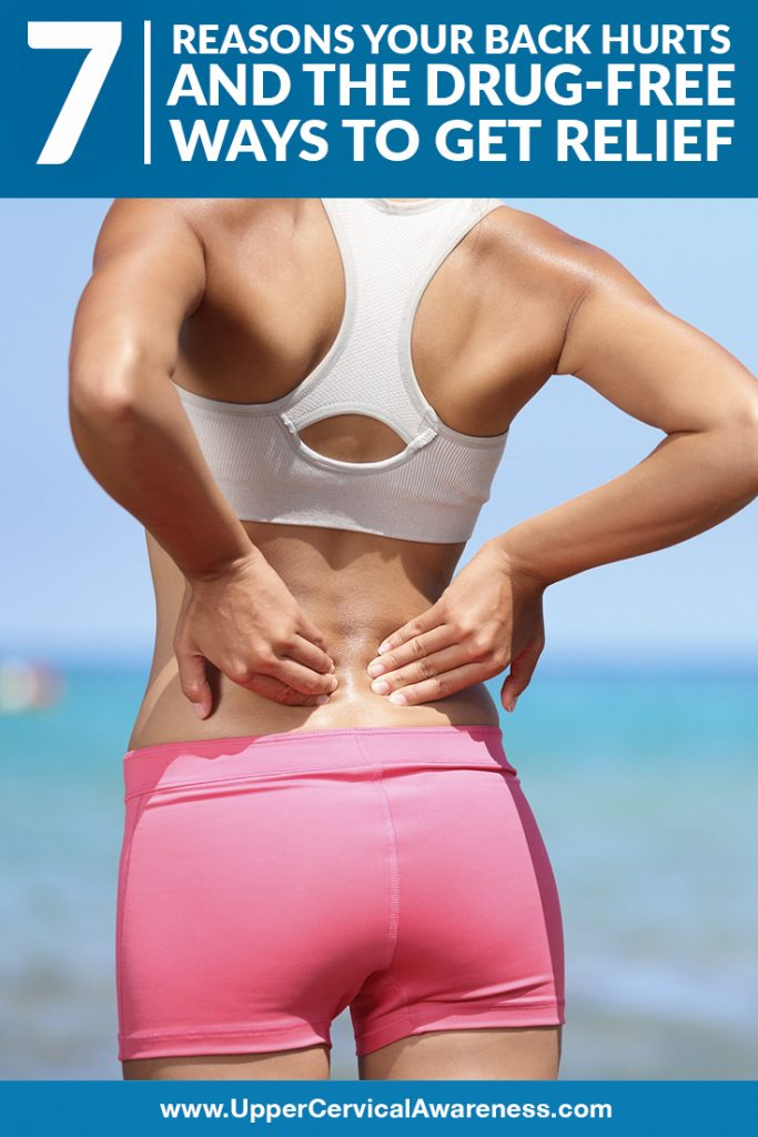 drug free treatment for back pain