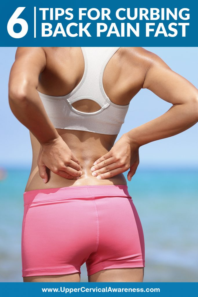 fast and effective ways to stop back pain
