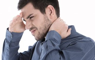 Migraines causes neck pain