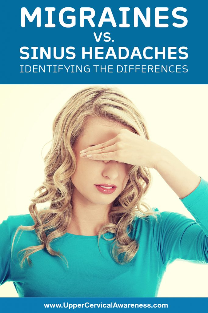Migraines Vs  Sinus Headaches – Identifying the Differences