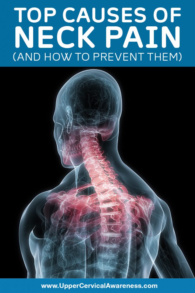 What are the causes of neck pain and how to prevent it