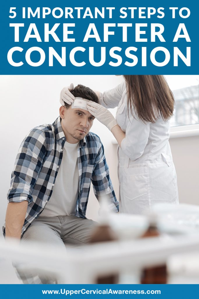 Important things to after a concussion