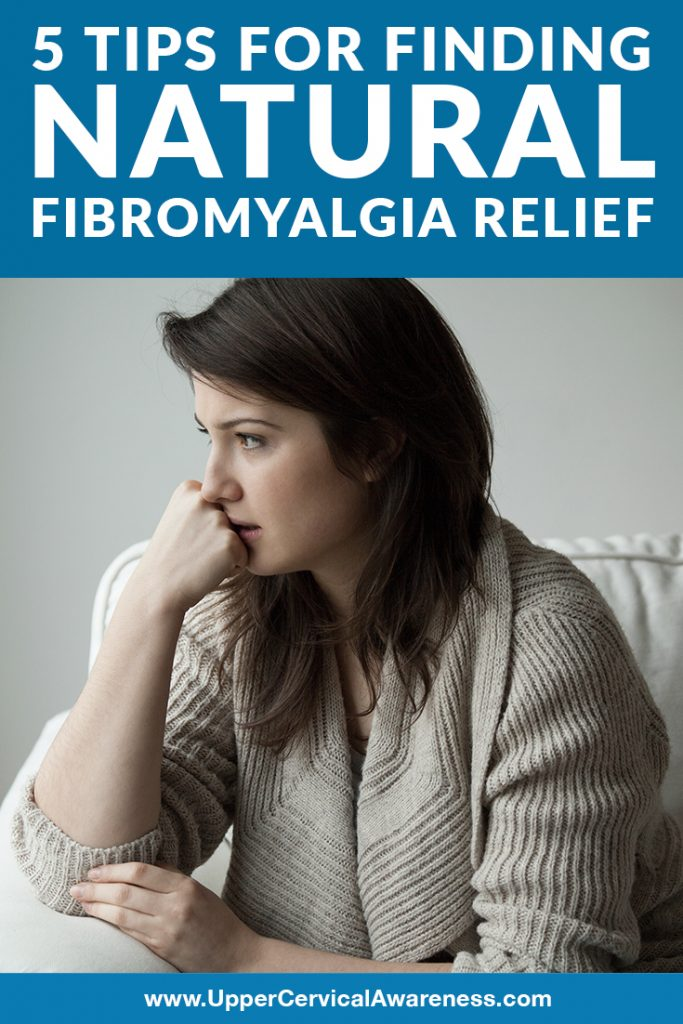 Finding Relief from Fibromyalgia
