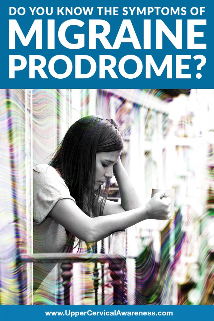Symptoms of Migraine Prodrome