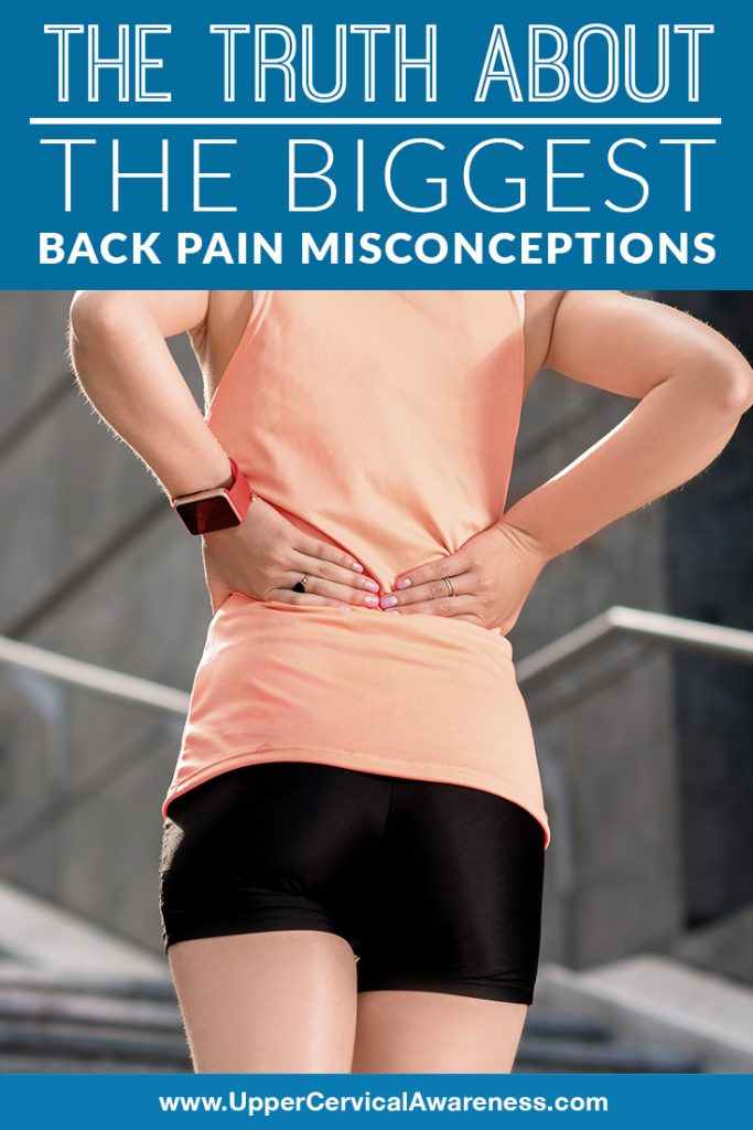 Truth behind back pain