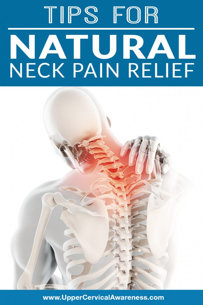 tips-for-natural-neck-pain-relief