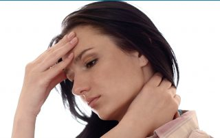 Chronic Neck Pain And Link To Headaches (IMG)