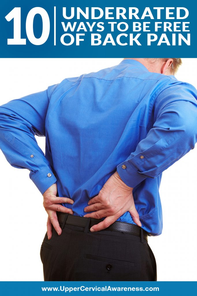10-underrated-ways-to-be-free-of-back-pain