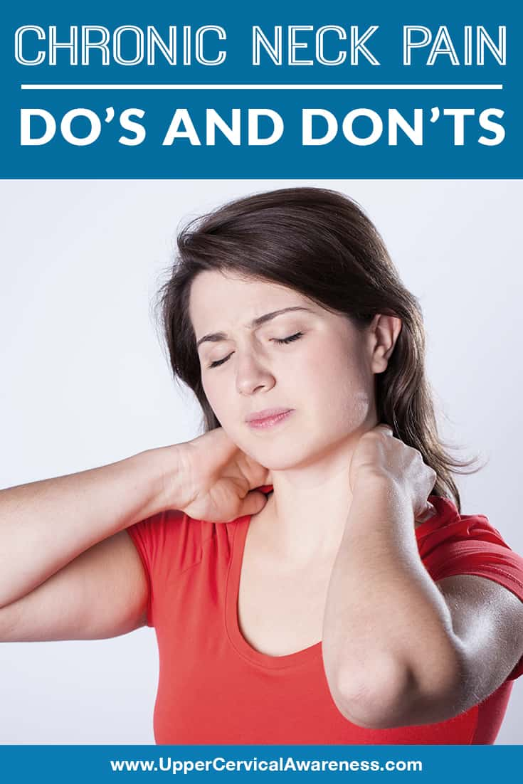 chronic-neck-pain-dos-and-donts