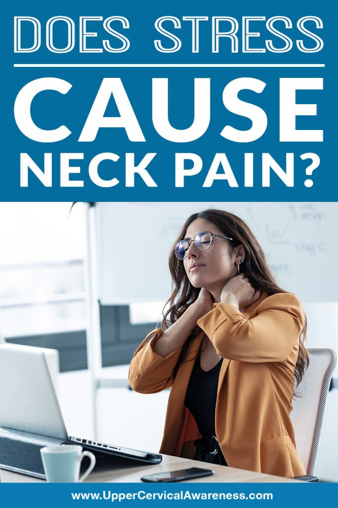 does-stress-cause-neck-pain