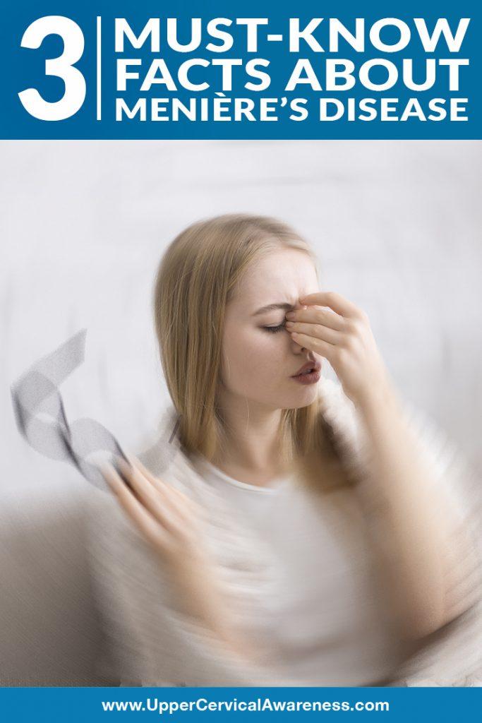 Menière's symptoms, disease