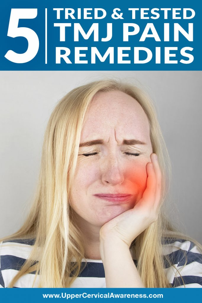TMJ Pain Remedies, TMJ pain relief