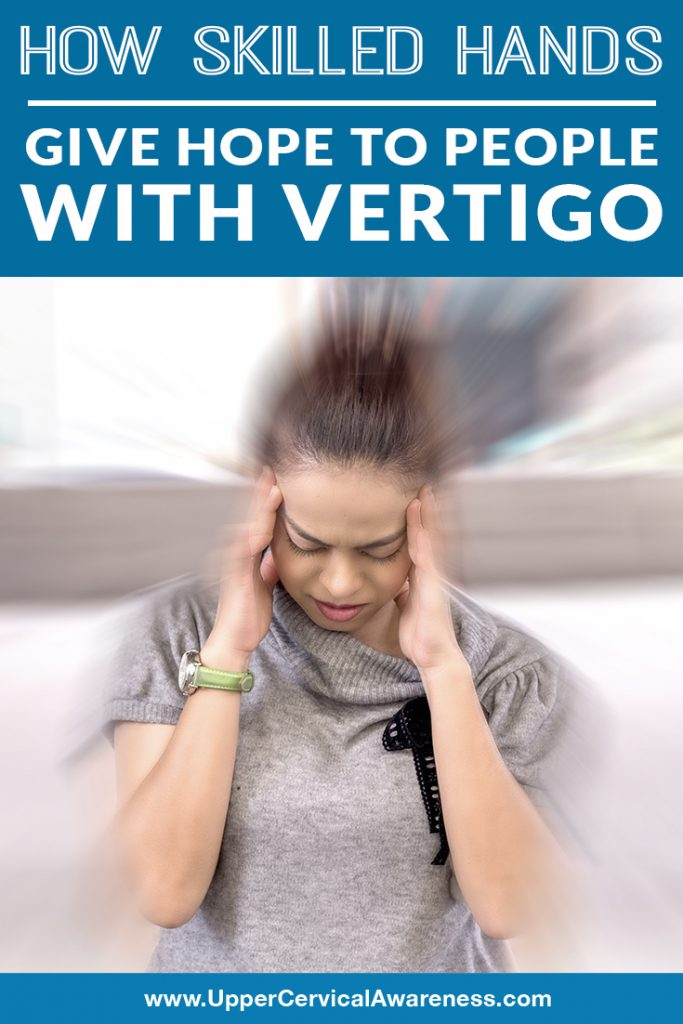 vertigo, hope, chiropractor for vertigo