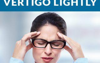 Lightheadedness, vertigo relief
