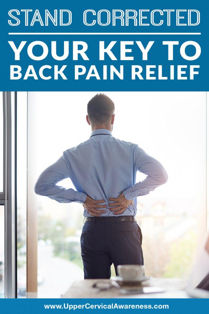 back pain, knee pain