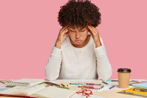migraine and neck pin