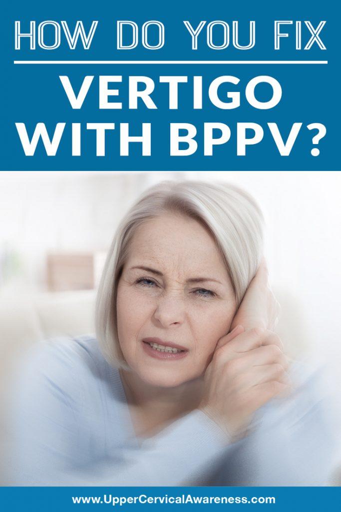 BPPV,vertigo relief