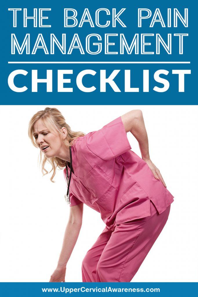 upper back pain causes
