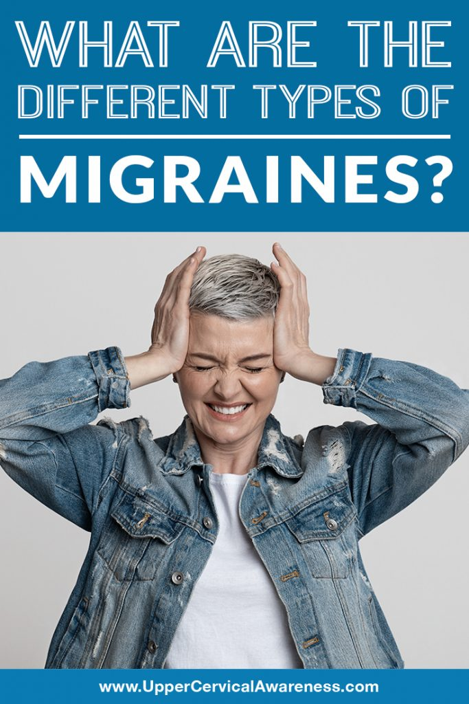 What are the different types of migraines?