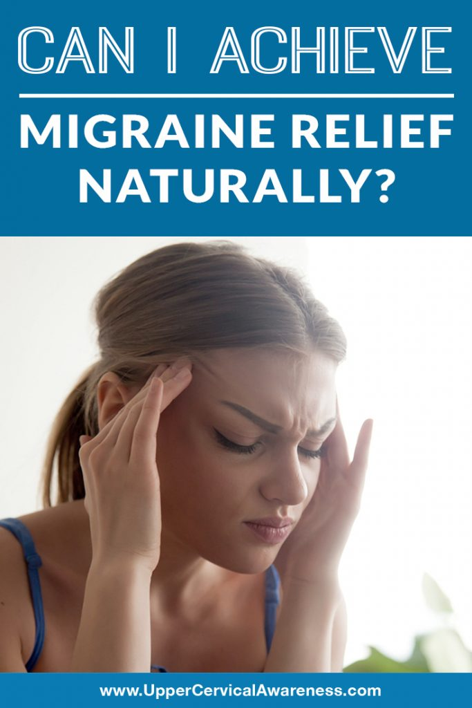 Can I Achieve Migraine Relief Naturally, chiropractor for migraines