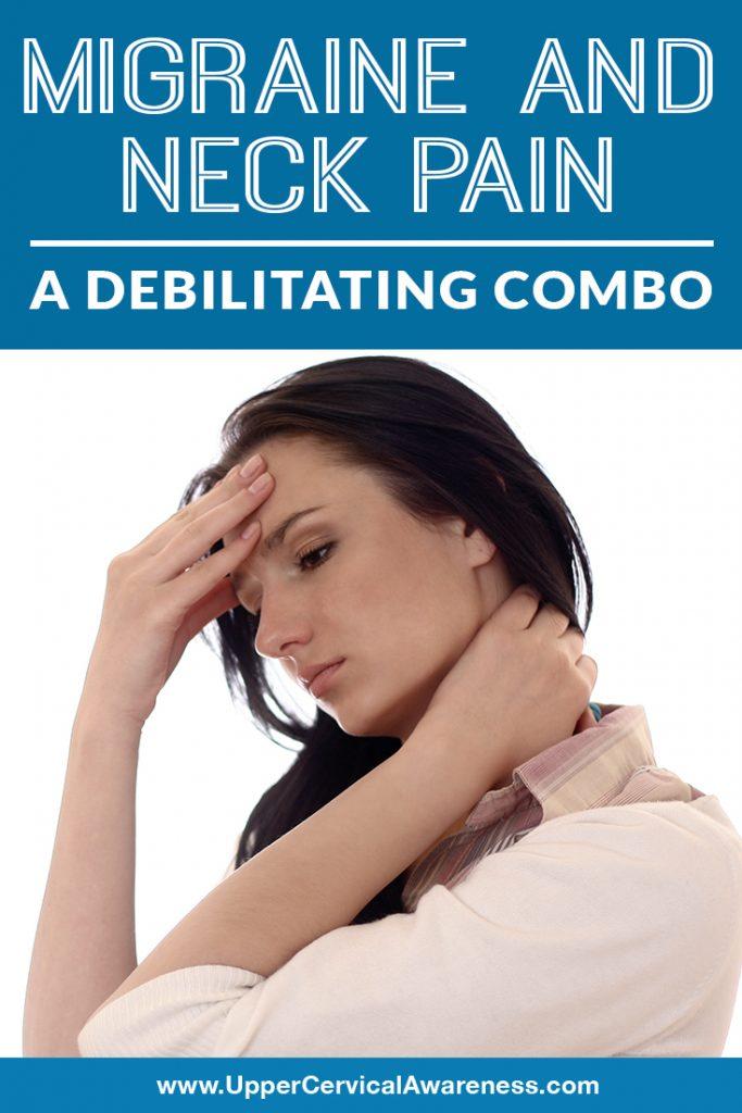 migraine and neck pain